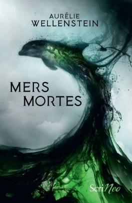 Couverture du livre Mers mortes